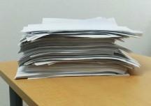 DAITOのオフィス古紙回収